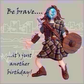 Scottish Birthday Wish Ha Ha Birthday Wishes Birthday