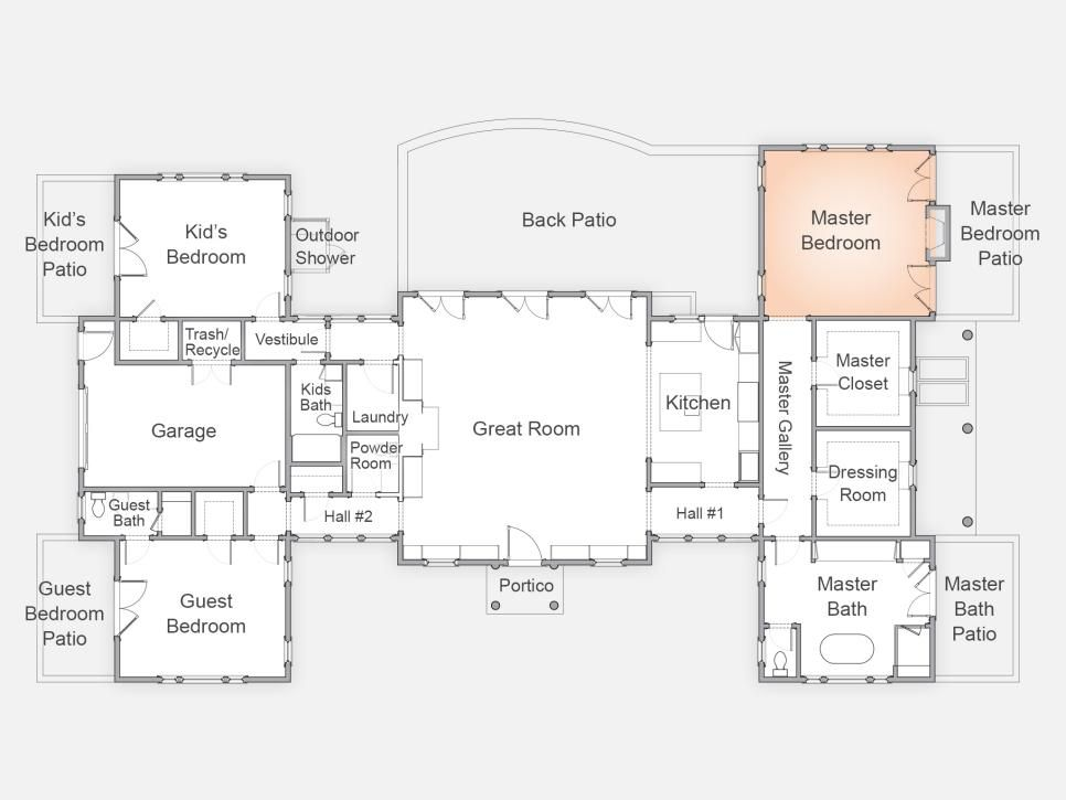 Hgtv Dream Home 2015 Floor Plan Hgtv Dream Home 2015 Hgtv In 2020 Hgtv Dream Home Floor Plans Hgtv Dream Homes