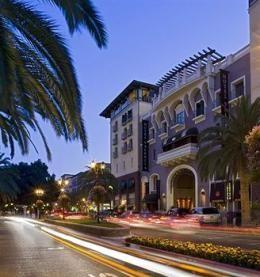 Hotel Valencia Santana Row San Jose California Hotel Deals