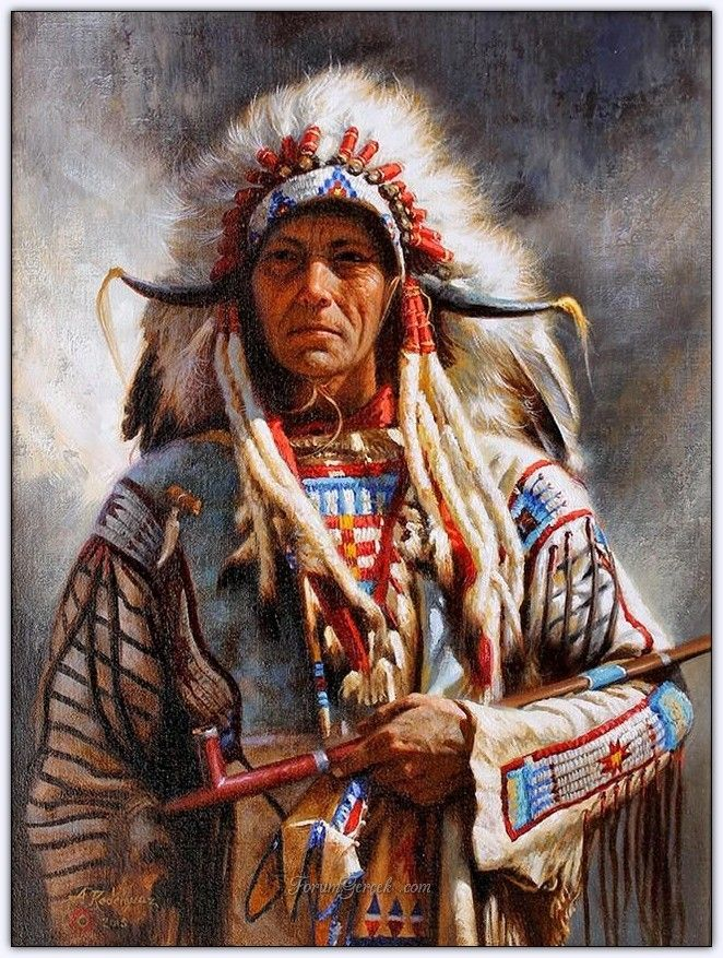 Alfredo Rodriguez (1954 - ...)   Meksikalı Ressam - Sayfa 3 - Forum Gerçek #nativeamericanindians