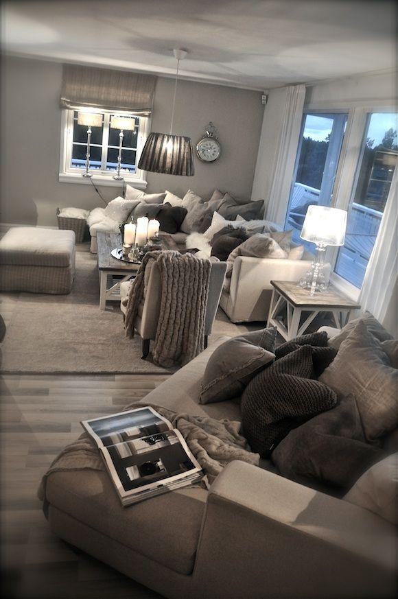 interi r blogg villa paprika living room pinterest wohnzimmer wohnen und einrichtung. Black Bedroom Furniture Sets. Home Design Ideas