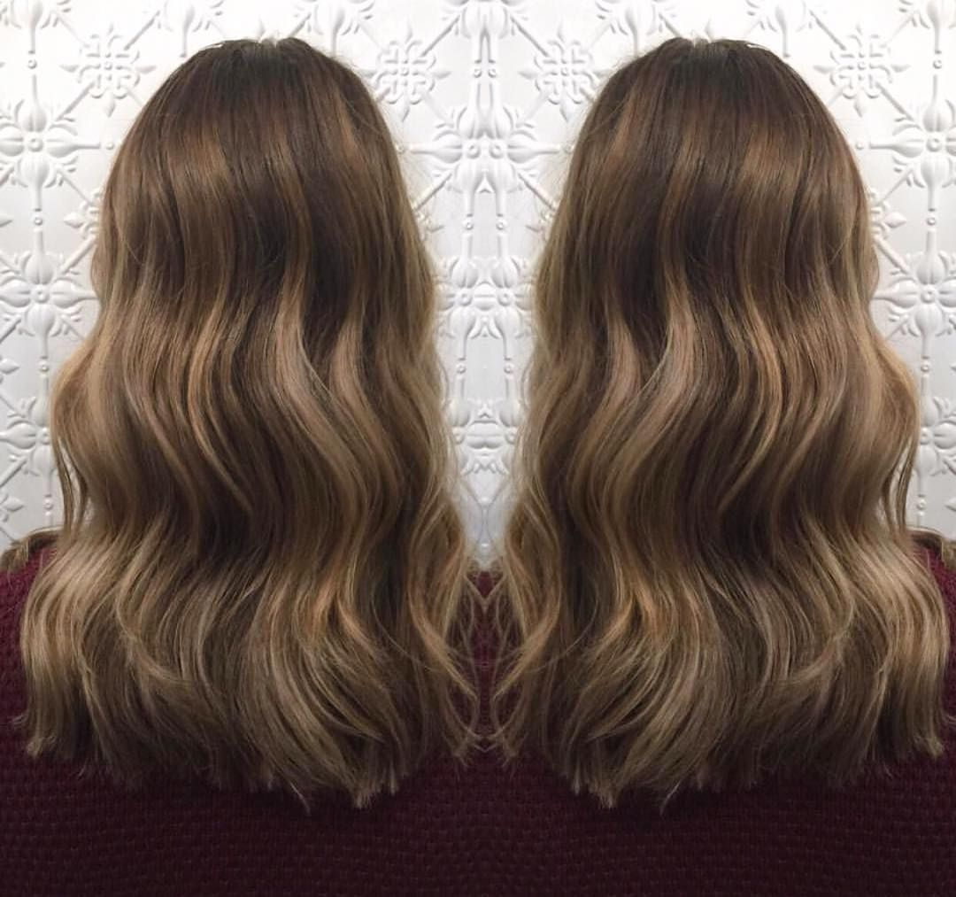 """""""Them highlighted looks  Here's to Spring time - sunshine and lighter locks! Oh and having our girl Alisha back in the salon this Thursday """""""