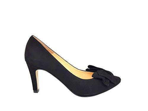 Gadea 41326pr Zapatos de tac/ón con Punta Cerrada para Mujer