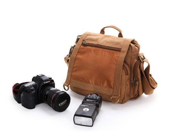 Retro Dslr Canvas Camera Bag 50 With Images Camera Bag Purse Canvas Camera Bag Camera Bag