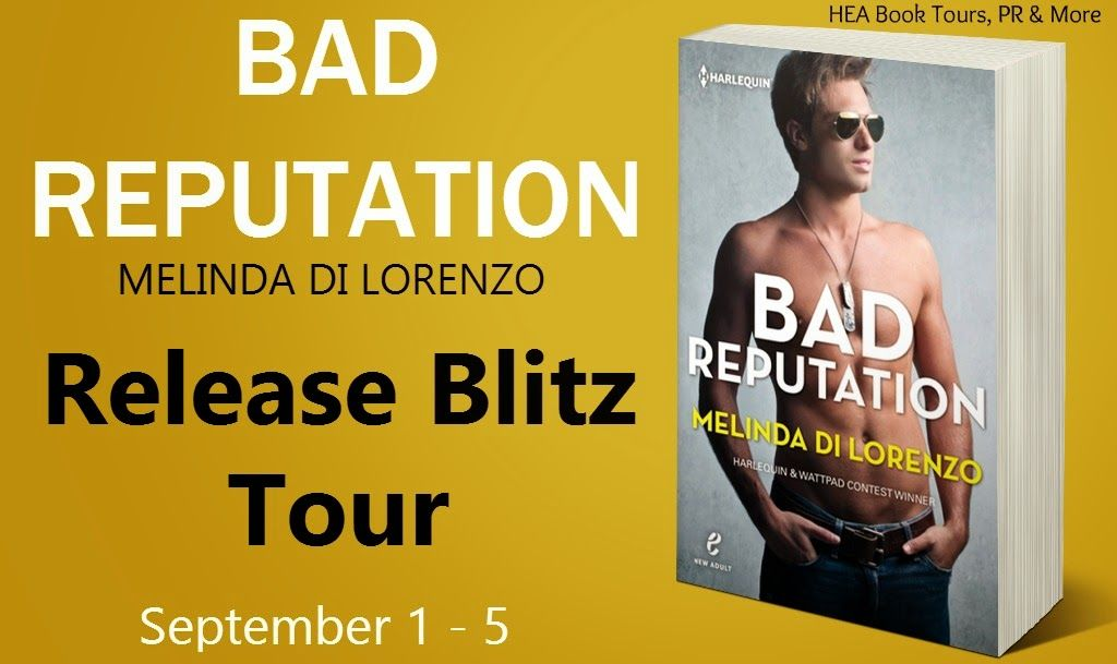 Sammy's Book Obsession: Release Blitz Tour & Giveaway: BAD REPUTATION by M... #SammysBookObsession #Giveaway