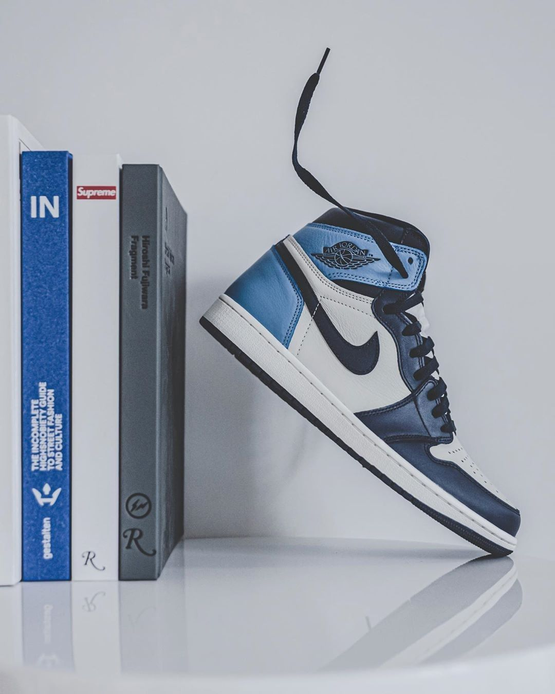 Air Jordan 1 Retro High OG Obsidian UNC 2019 | Air jordans