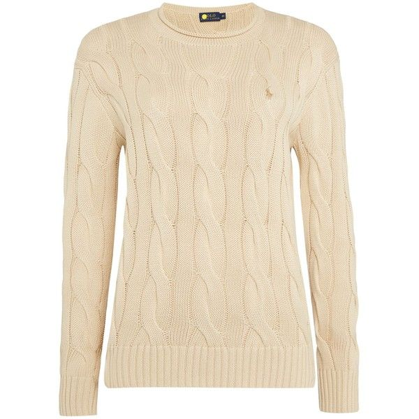 Polo Ralph Lauren Boxy roll neck long sleeve sweater (8.130 RUB ...