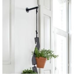 Photo of Vertical garden holder for two pots of Conmoto