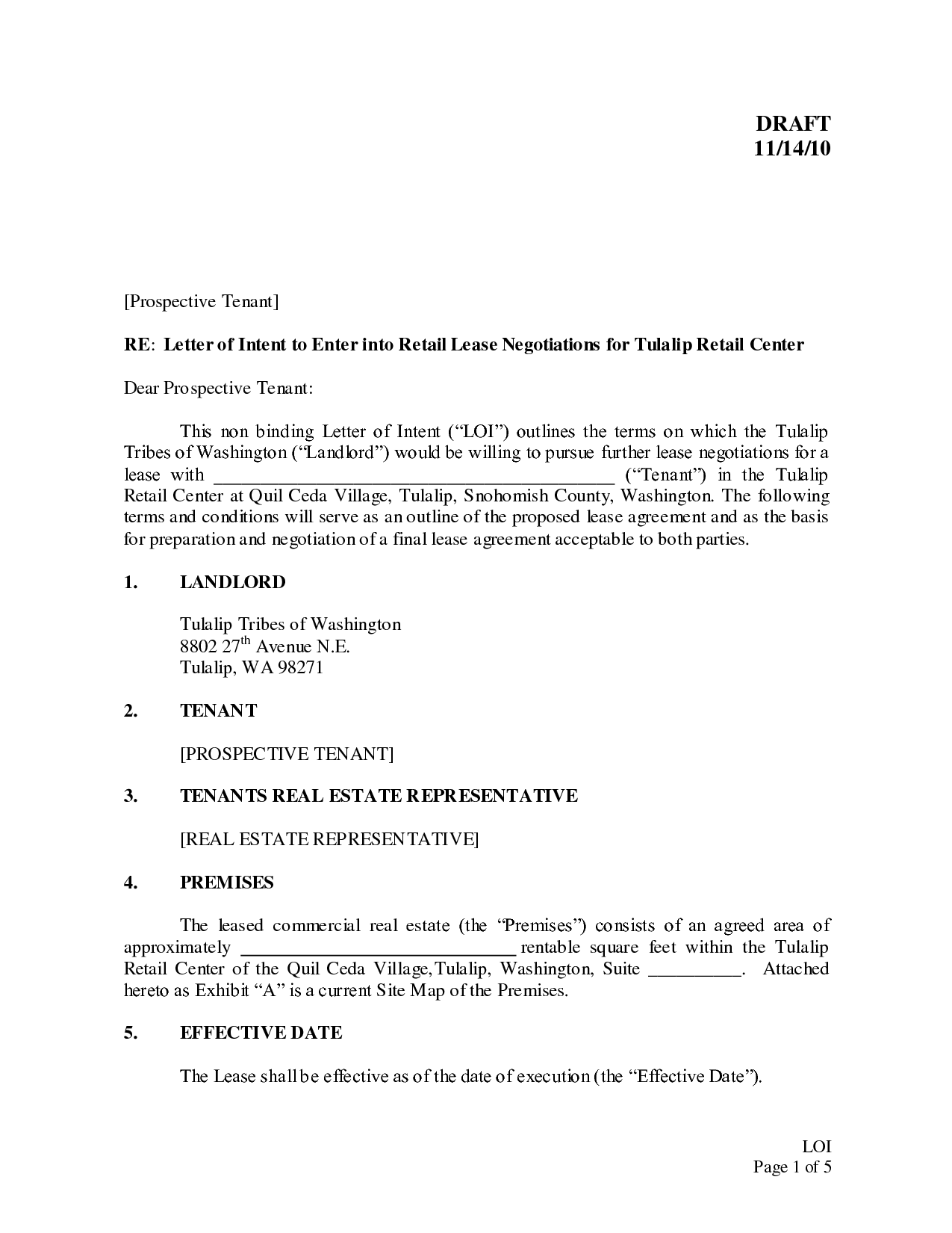 Commercial Lease Negotiation Letter Sample from i.pinimg.com