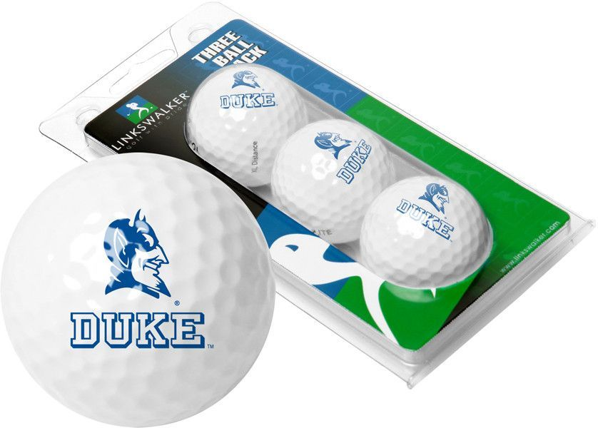 Duke Blue Devils 3 Golf Ball Sleeve Blue Devil And Products