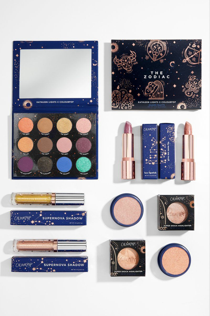 Wet n' Wild Introduces The Zodiac Collection images