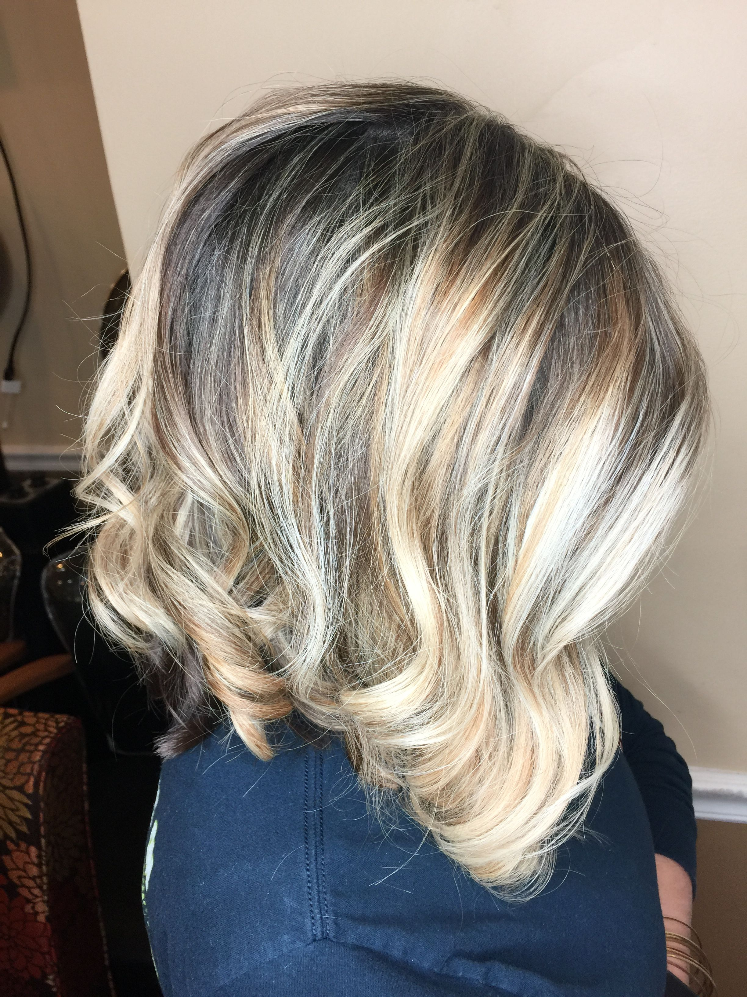 Obsessed with my new hair no more brassy blonde hair pinterest