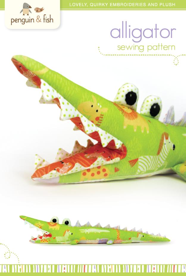 Gator Stuffed Animal Pattern Nx Kids Stuff Sewing Sewing