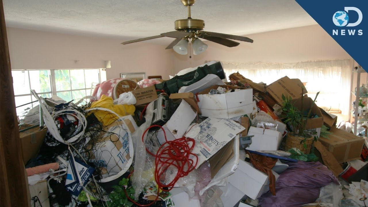 What Turns People Into Hoarders? Hoarder, Turn ons, Hoarding