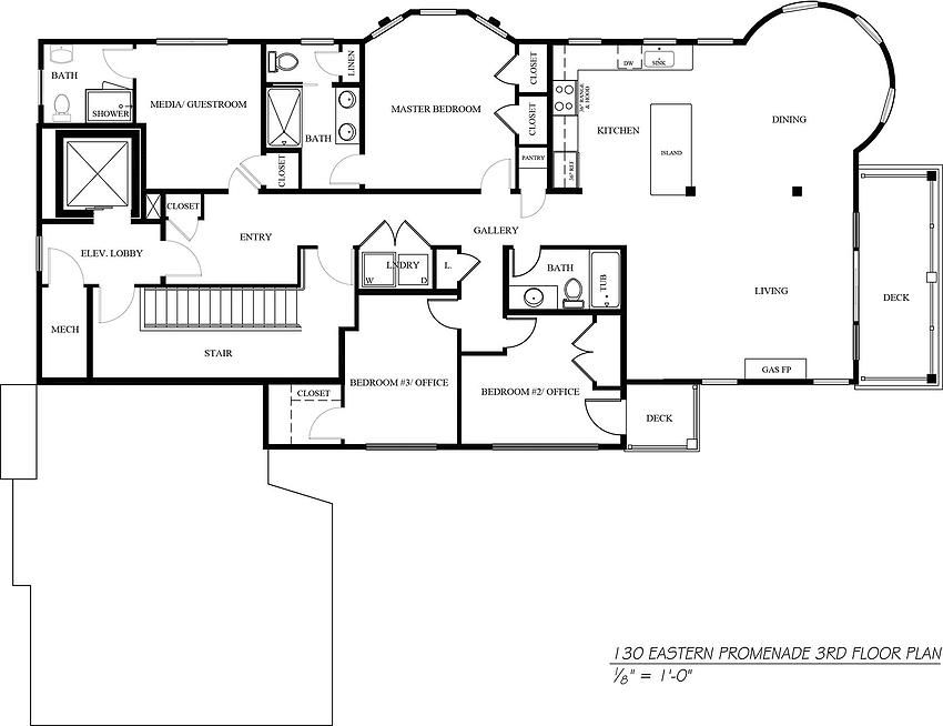 130 Eastern Prom Luxury Condominiums In Portland Maine Floor Plans House Plans How To Plan