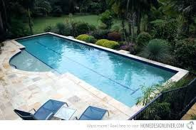 Image result for size of average backyard pool | Lap pools ...
