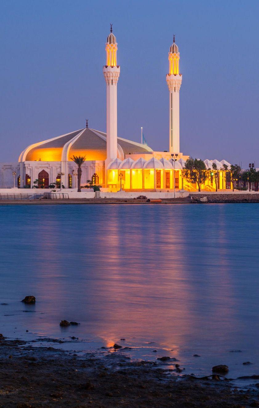 The Gold Mosque By Mouaz Mazen Jeddah Saudi Arabia Jeddah Saudi Arabia Beautiful Mosques Jeddah