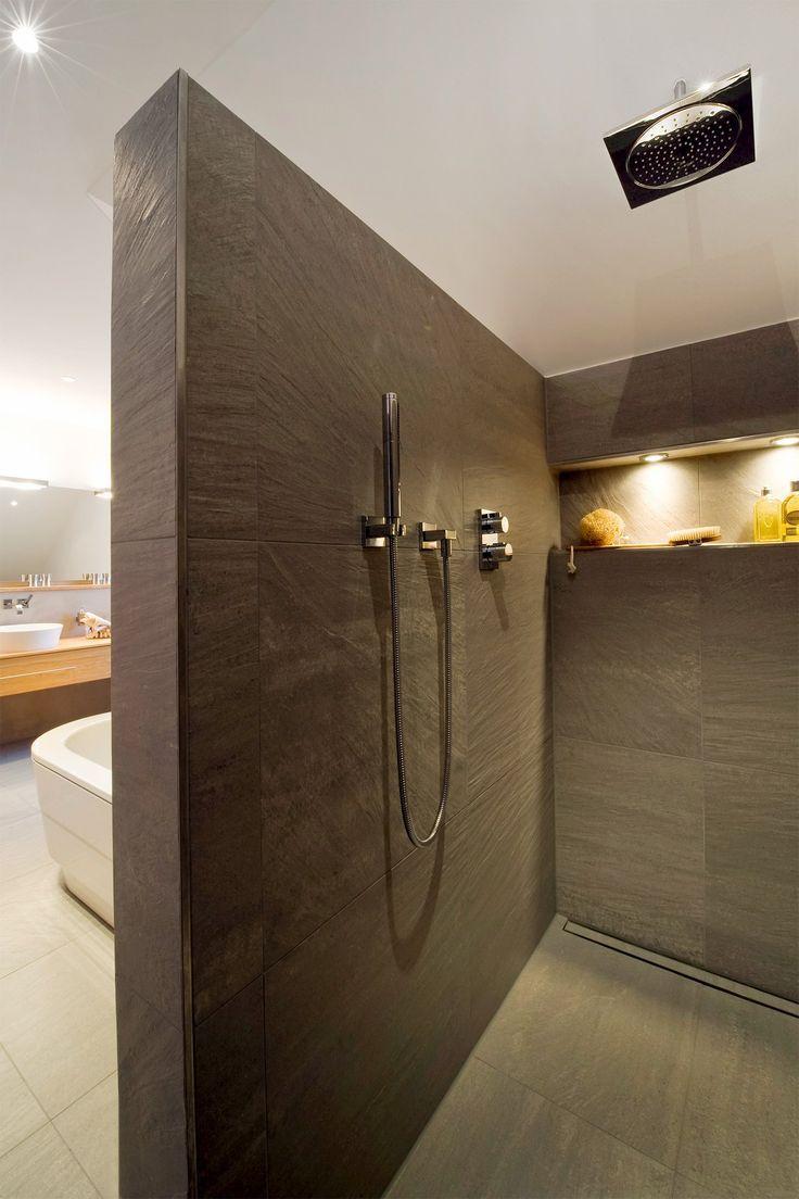 Photo of Begehbare Duschen im Top-Design: 15 Beispiele b – Deko Vor Der Haustür Ideen