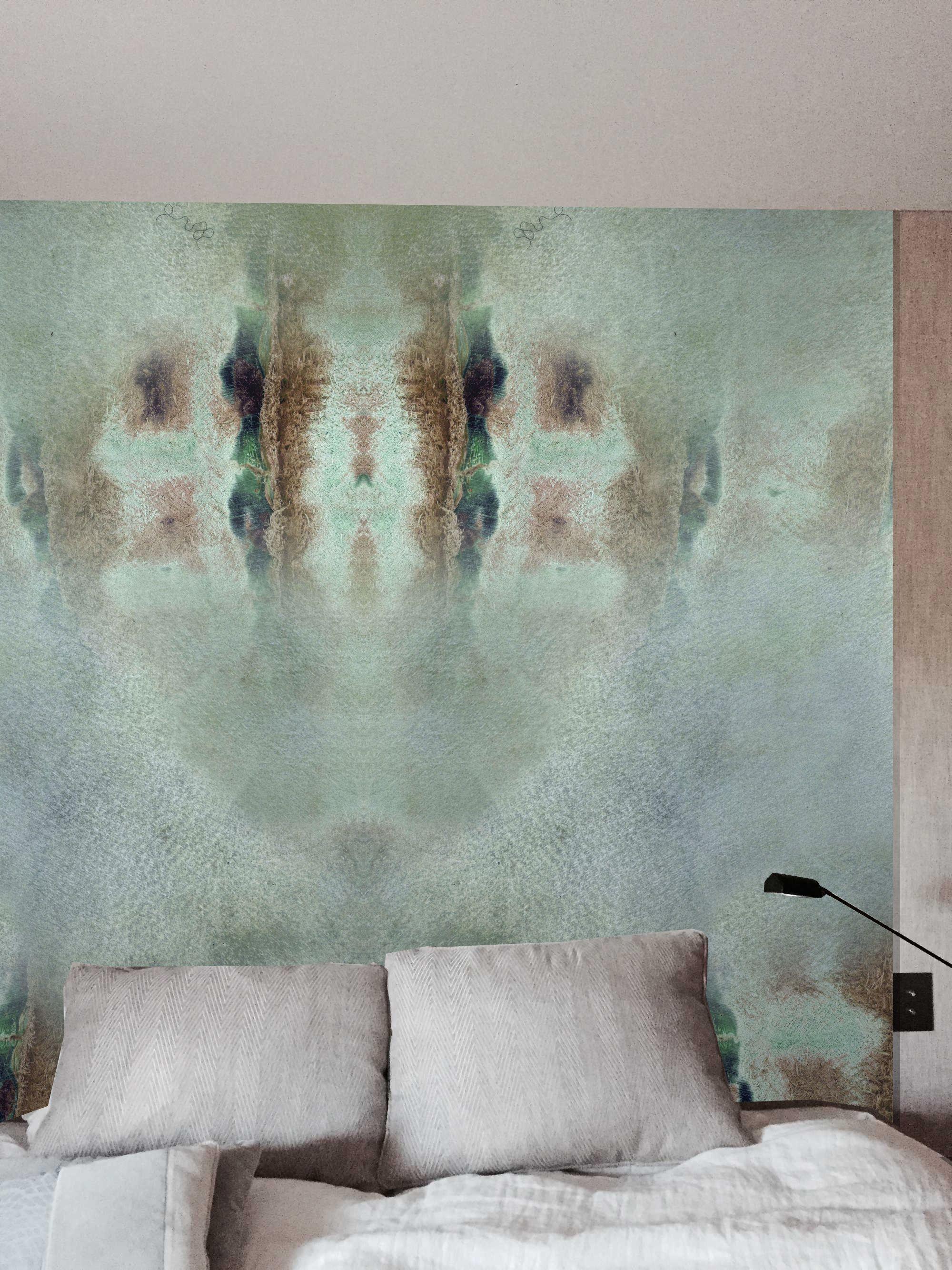 Labo leonard créateur de papier peint / wall paper/ Design wall/ mur ...