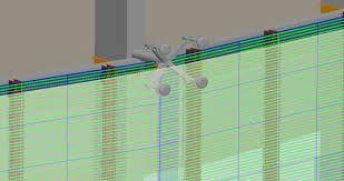 Risultati immagini per Fassade aus LED