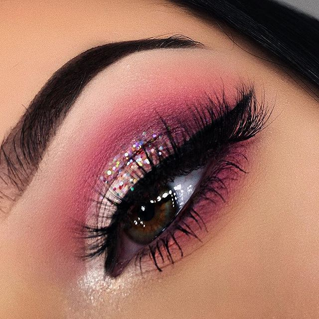 Valentines Day Makeup Makeup Ideas Pinterest Make Up Eye