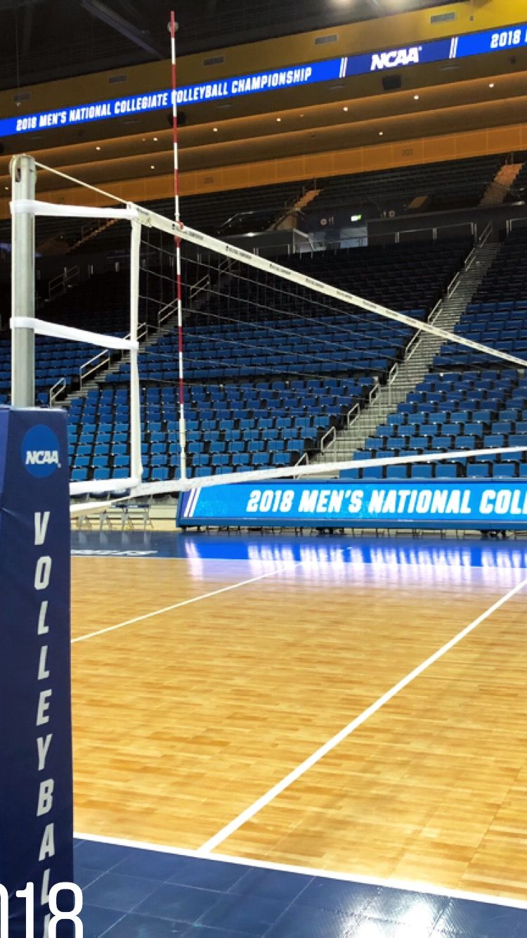 2018 Ncaa Men S Volleyball Championship Volleyball Workouts Volleyball Indoor Volleyball