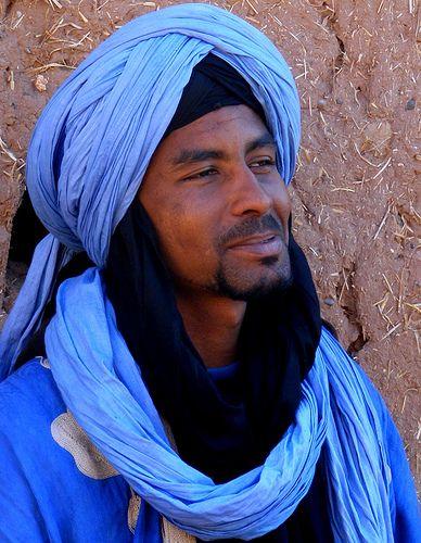 Dating en Berber man