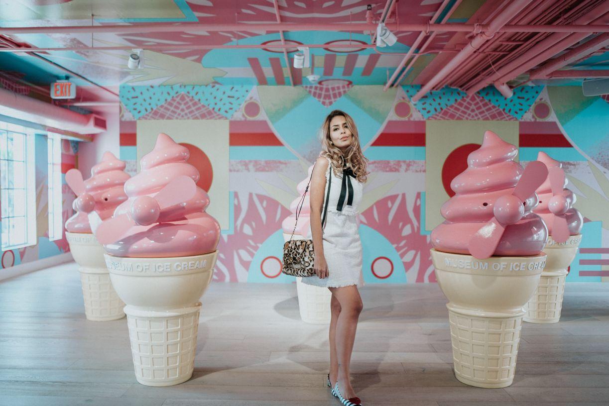 museum of ice cream miami south beach vanessa rose museum of ice cream em 2019 south. Black Bedroom Furniture Sets. Home Design Ideas