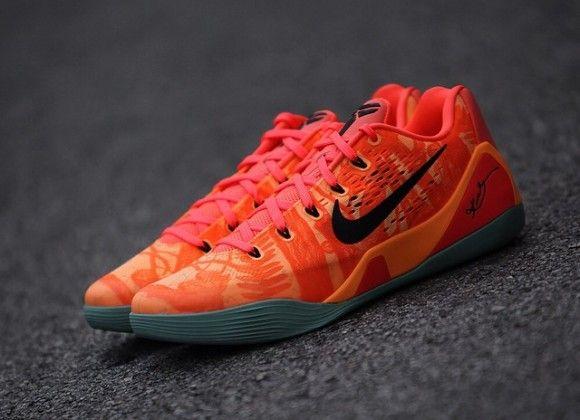 b2ee5c4517b6 Nike Kobe 9 EM Peach Cream