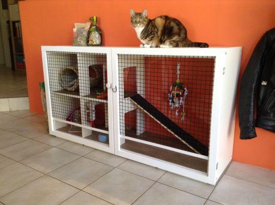 From Expedit School Stuff Bunny Cages Rabbit Hutch Indoor