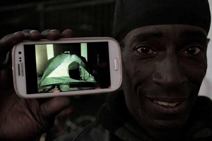 Life in LA's Skid Row, A Raw and Chilling Photo Documentary