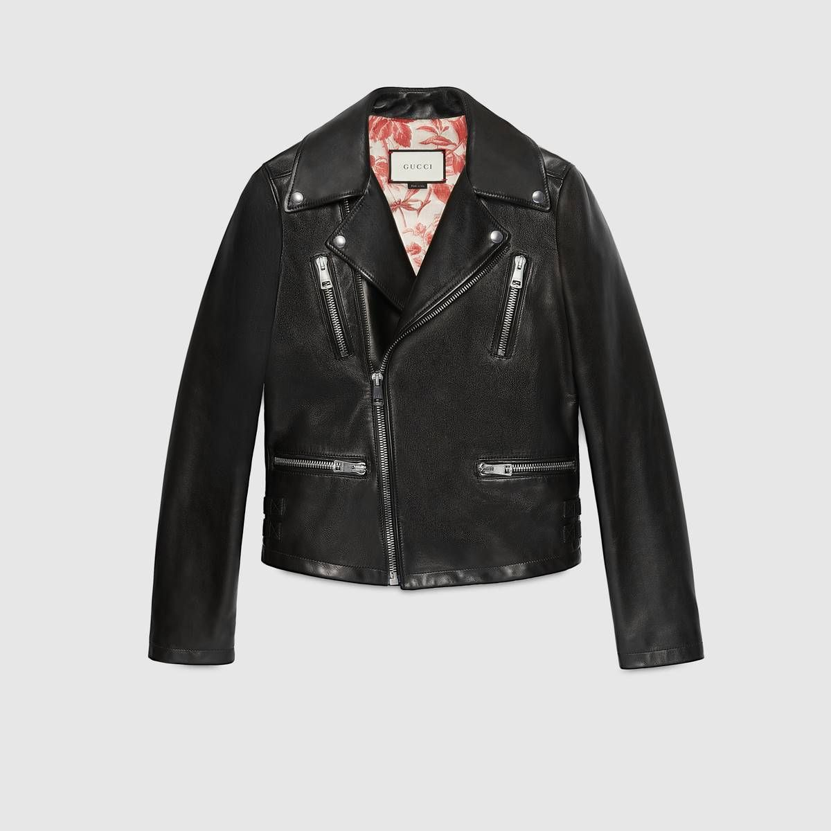 Leather biker jacket in 2018   STYLE   Pinterest   Jackets, Leather ... 70fb2acb98d