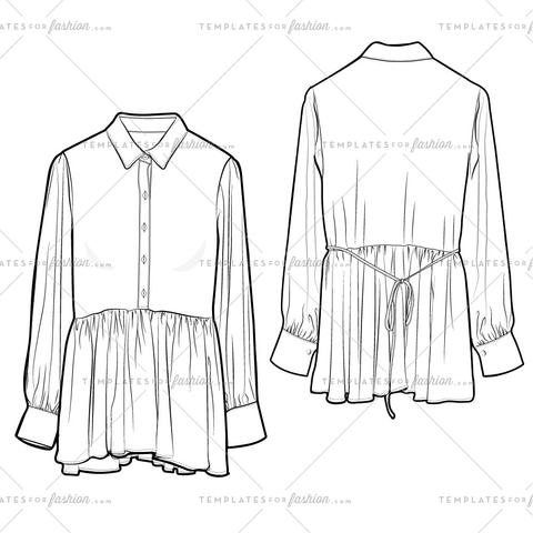 Free Fashion Flat Templates Trim Pack Courses Free Tutorials On Adobe Illustrator Tech Packs Freelancing For Fashion Designers Illustration Fashion Design Fashion Design Jobs Fashion Inspiration Design