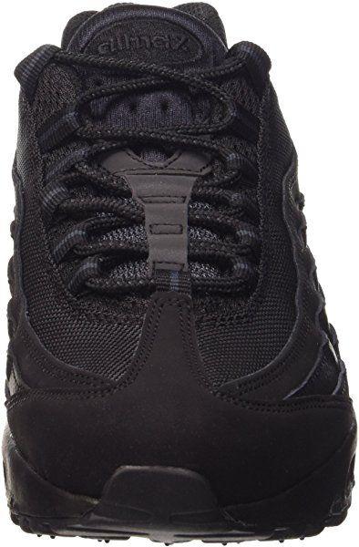 c8f4181cf7 Nike Air Max '95, Chaussures de sport homme, Nero (Black/Black ...