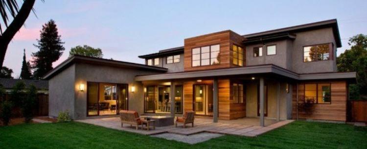 50 Awesome Modern Contemporary Urban House Design Ideas Modern House Exterior House Designs Exterior Contemporary House Exterior