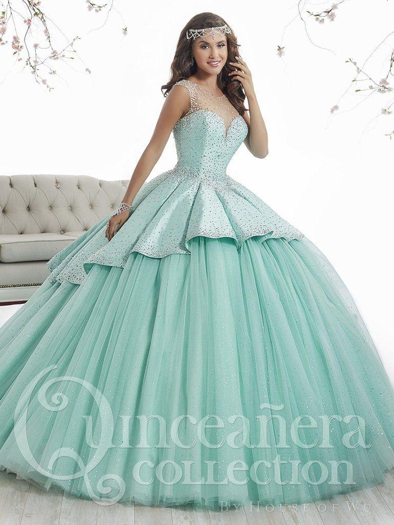 Quinceanera Dress 26873 House of Wu