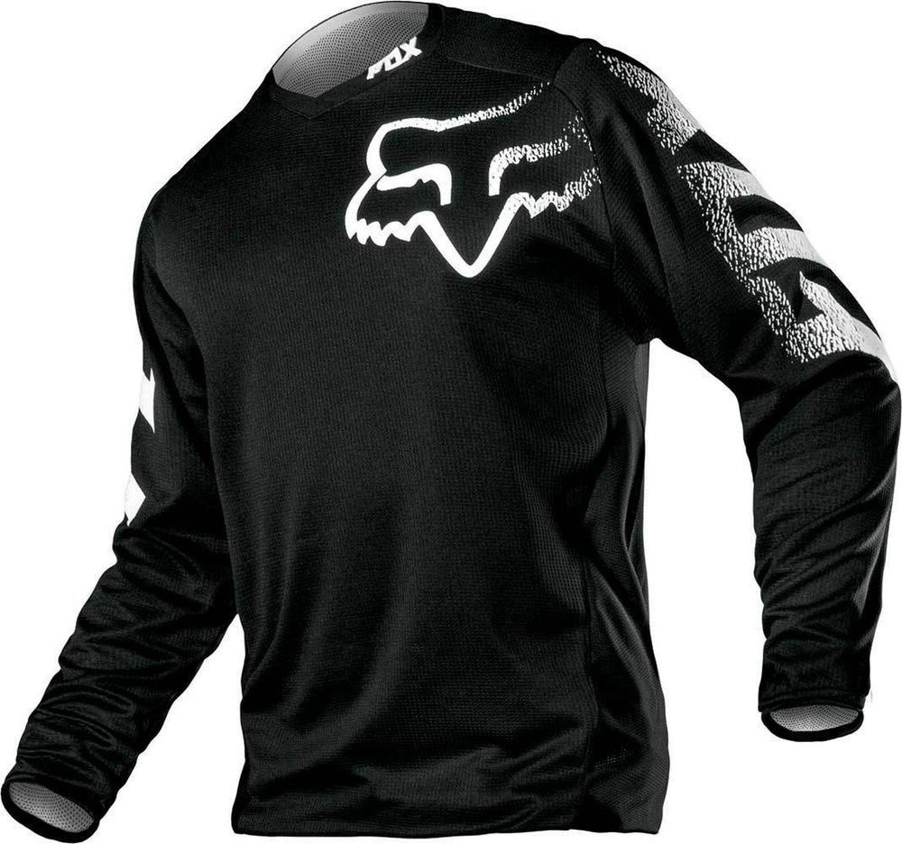 2015 Fox Racing Blackout Motocross Dirtbike MX ATV Riding Gear Adult Mens Jersey #FoxRacing BRANDON