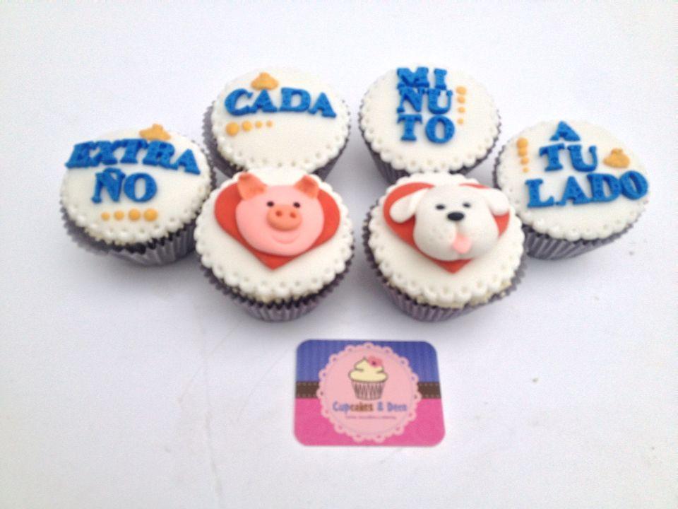 Cupcakes amor @lovecupcakes @cupcakesamor