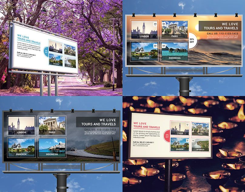 """Check out my Behance project """"Best Billboard"""" https"""