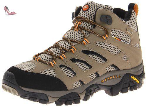 Merrell Moab Mid Gore-tex Chaussures de randonnée - Chaussures merrell (*