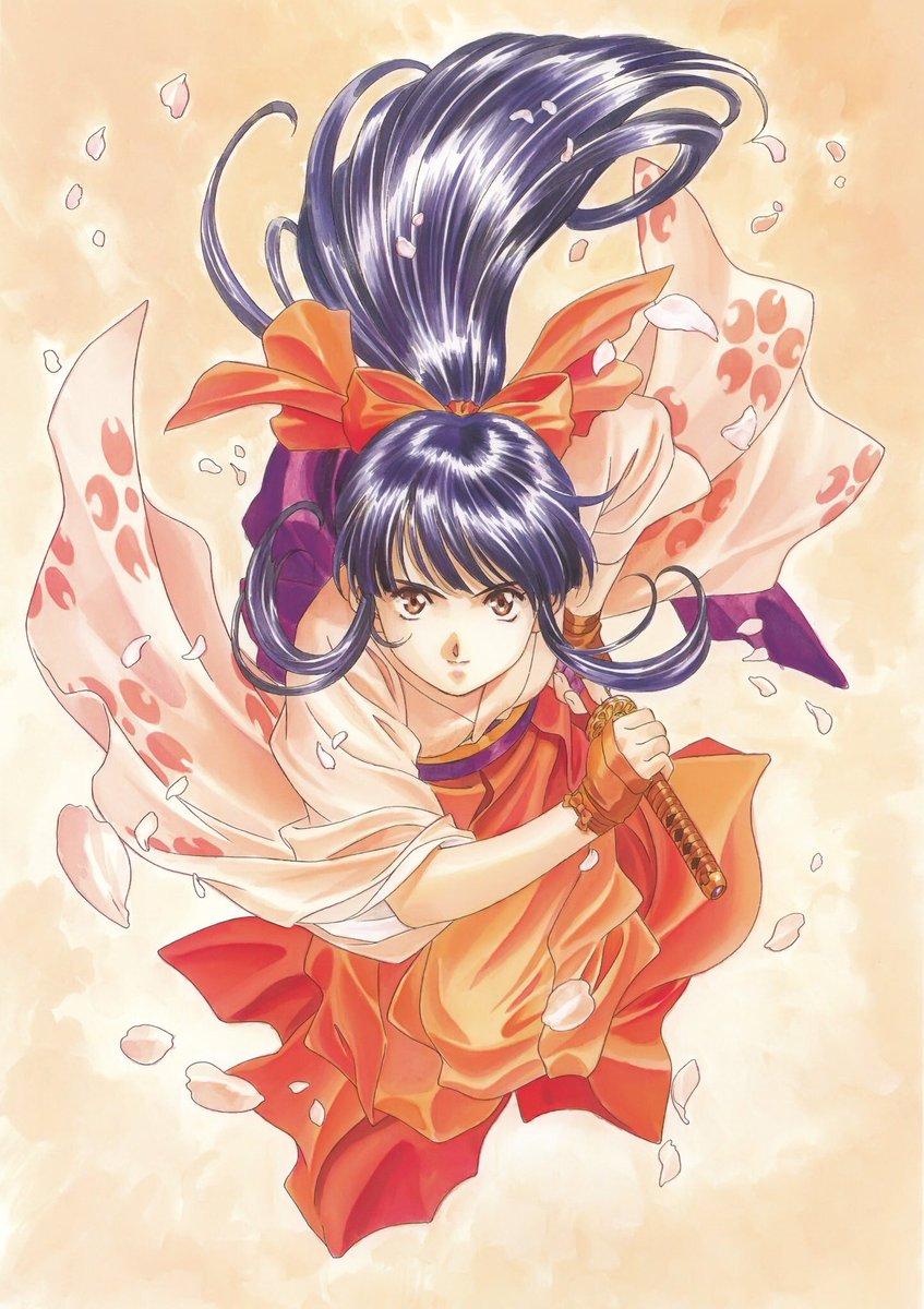 Pin by shiki on Anime in 2020 Sakura wars, Manga art, Anime