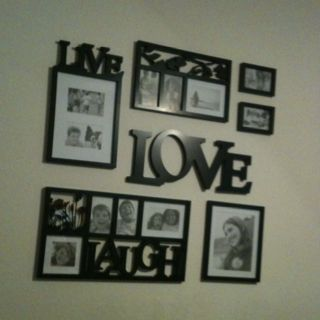 Bed Bath And Beyond Picture Frame Diy Wall Collage Bed Bath And