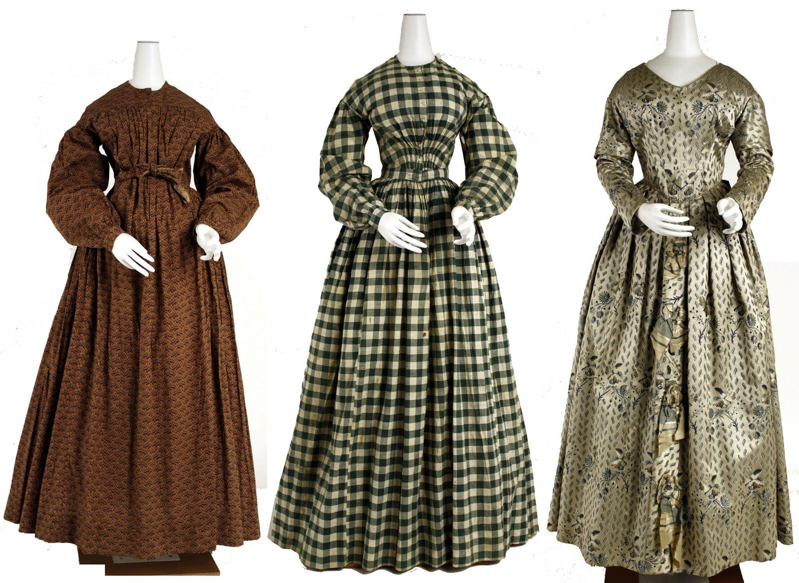 In Search Of Chicken Pot Pie The 1840s Fashionista Dresses Victorian Era Dresses 1840s Day Dress [ 1167 x 1600 Pixel ]