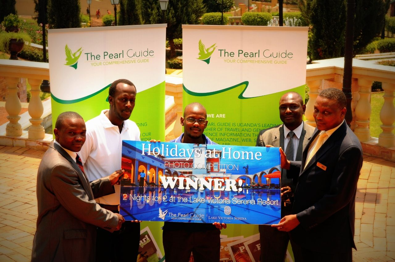 John Betty Win Holidays At Home Campaign Uganda Holiday Betties