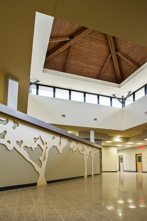 Corbin Merz Architects Prairie View Elementary Enid Oklahoma