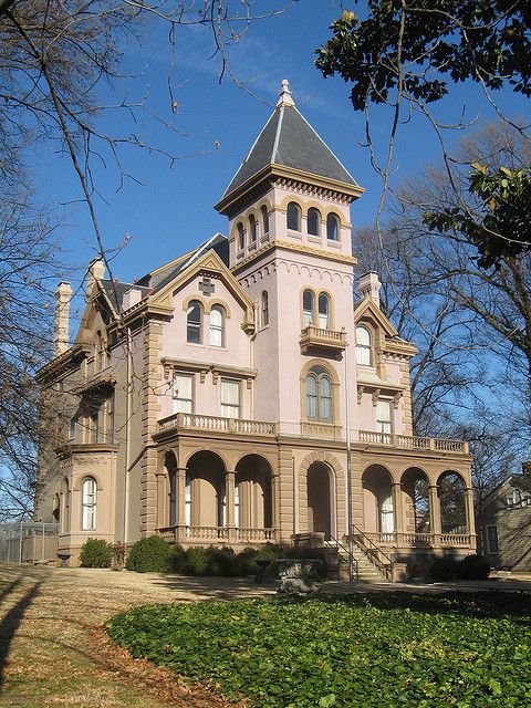 Mallory-Neely House   Flickr - Photo Sharing!