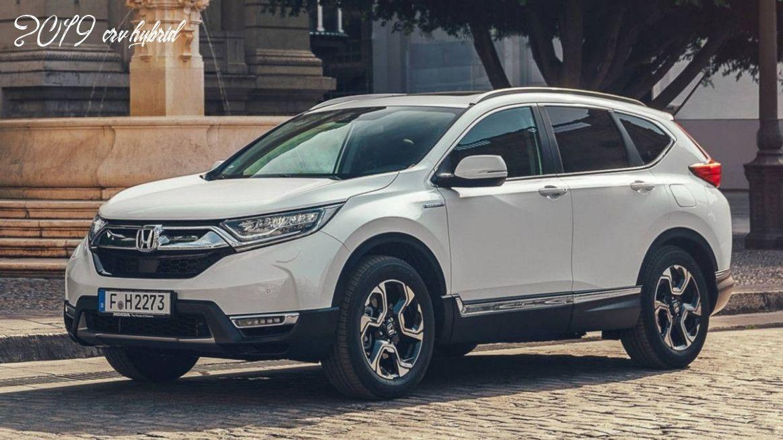 2019 Crv Hybrid In 2020 Crossover Cars Suv Honda Honda Crv Hybrid