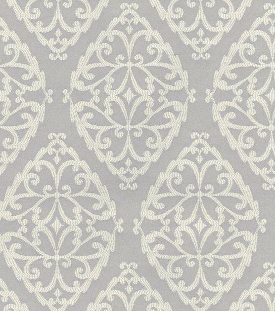 Dena Home Upholstery Fabric 54 Stencil Study Fog Joann Cizimler