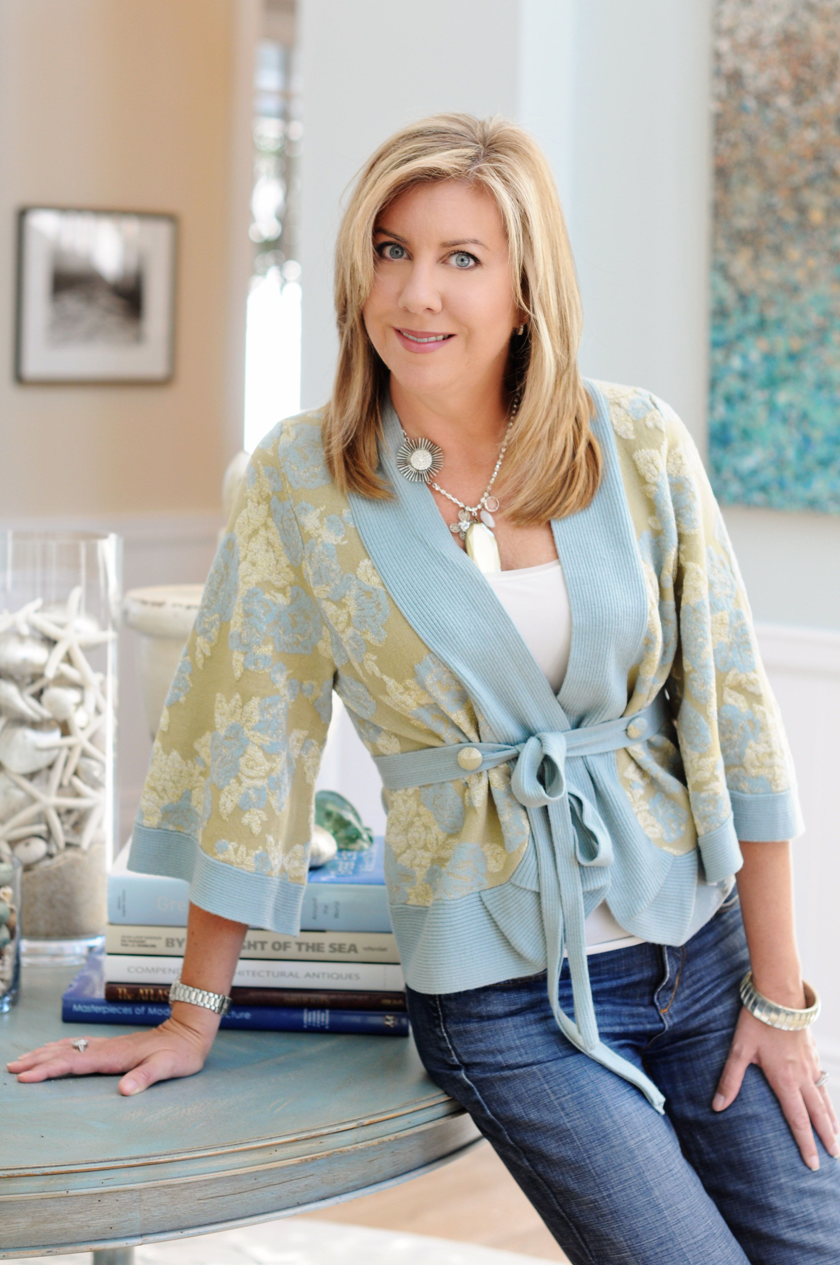 As President Of The Interior Design Firm Studio M, Michelle Specializes In  Sophisticated Luxury Interiors