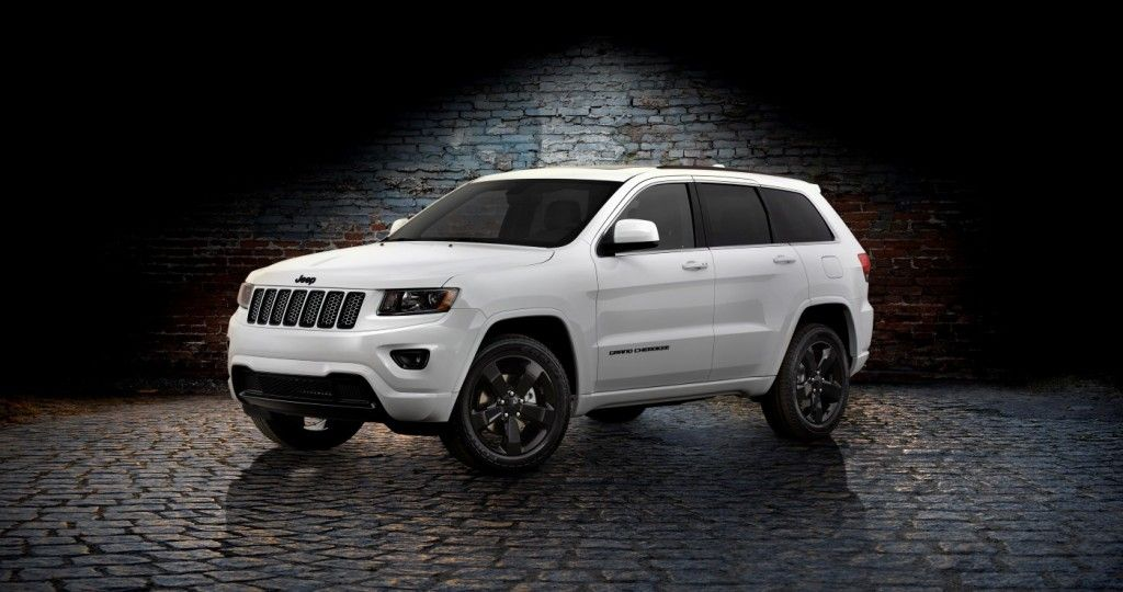 Jeep Launches Blacked Out Altitude Special Editions With Images Jeep Grand Cherokee 2014 Jeep Grand Cherokee 2015 Jeep